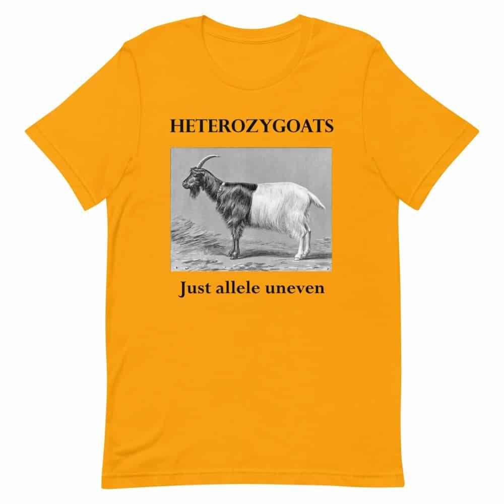 Heterozygoats T-Shirt (Unisex)