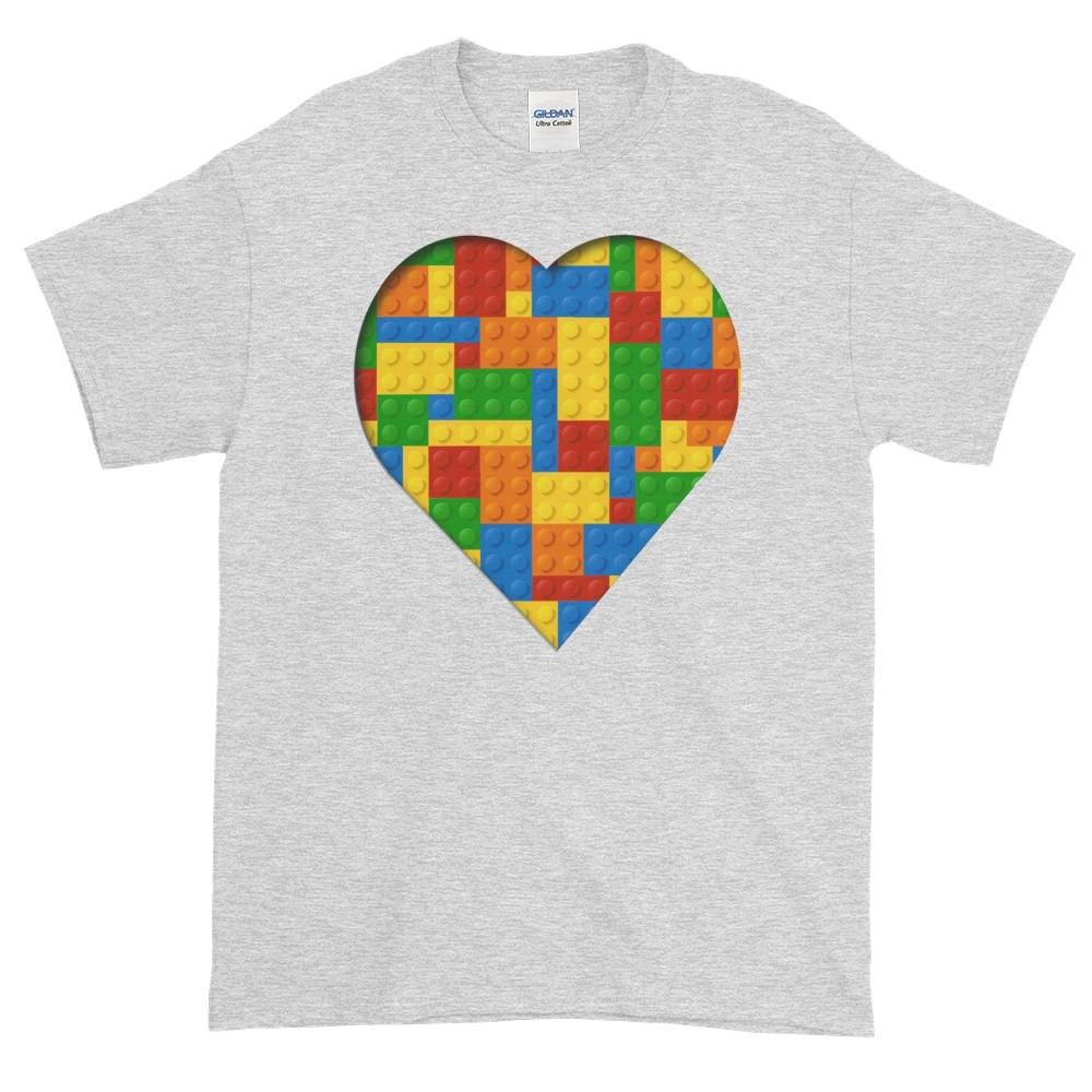 Lego Love T-Shirt (ash)