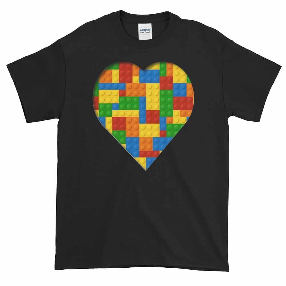 Lego Love T-Shirt (black)