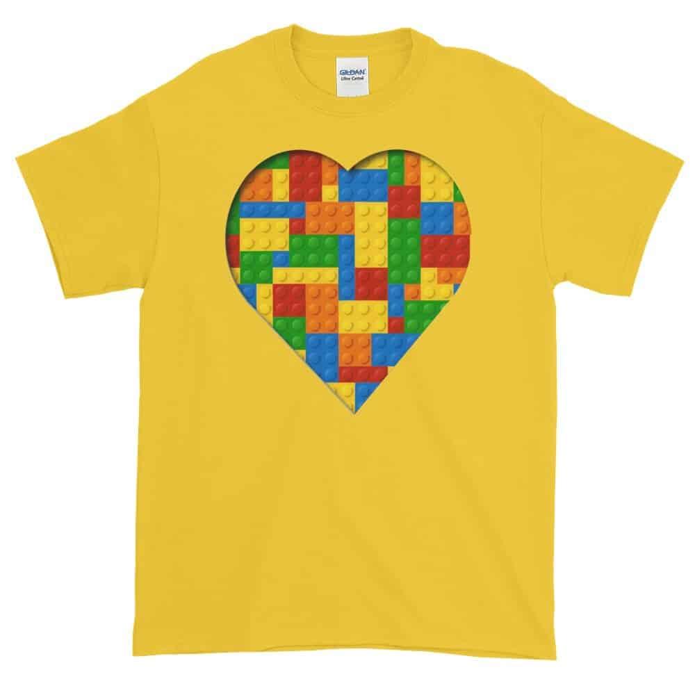 Lego Love T-Shirt (daisy)