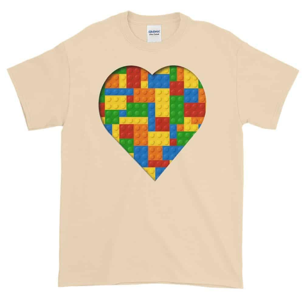 Lego Love T-Shirt (natural)