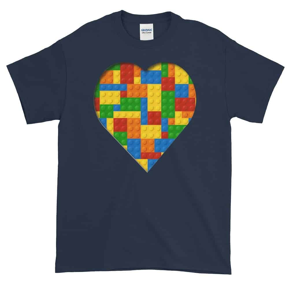 Lego Love T-Shirt (navy)