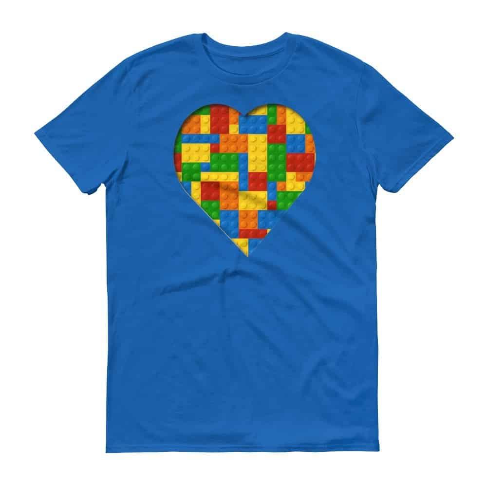 Lego Love T-Shirt (royal)