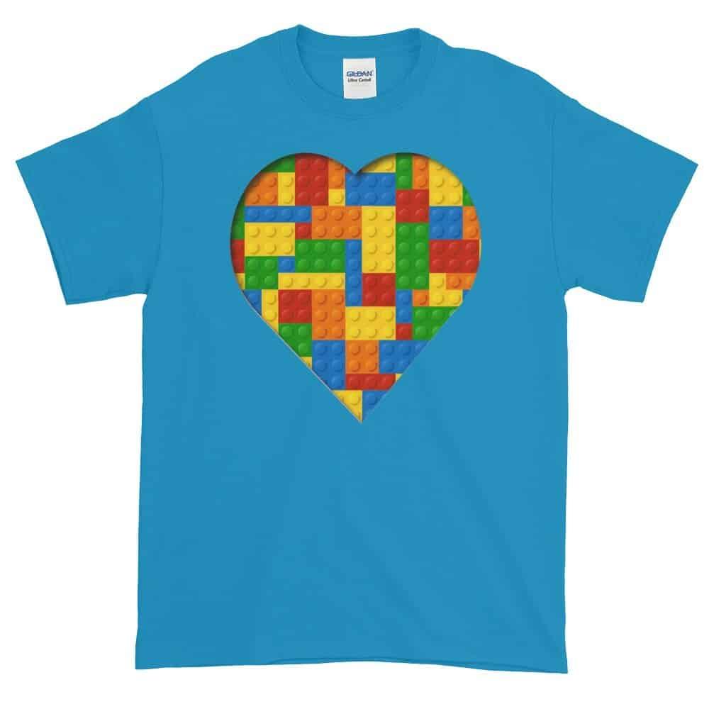 Lego Love T-Shirt (sapphire)