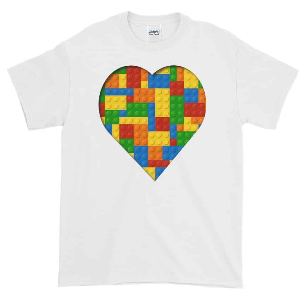 Lego Love T-Shirt (white)