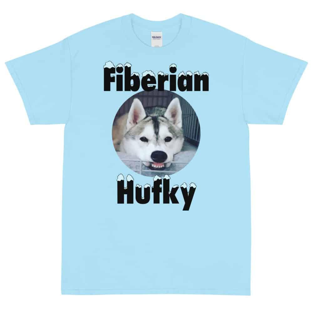 Fiberian Hufky T-Shirt (Unisex)