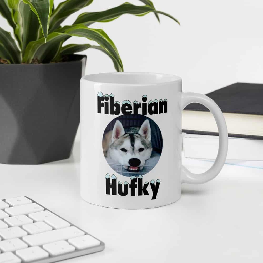 Fiberian Hufky Mug