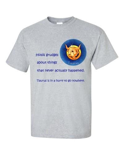 Taurus T-Shirt (slate)