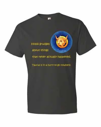 Taurus T-Shirt (smoke)