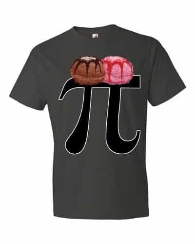 Pi a la Mode T-Shirt (smoke)