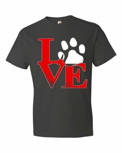 Puppy Love T-Shirt (smoke)