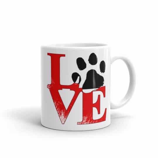 Puppy Love Mug - 11 right