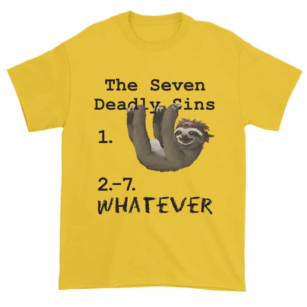 Seven Deadly Sins T-Shirt (daisy)