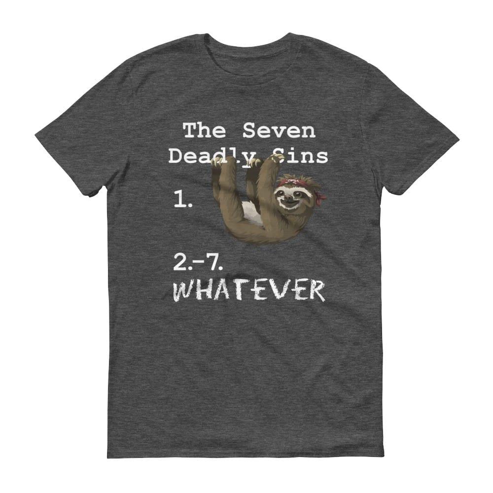 Seven Deadly Sins T-Shirt (smoke)