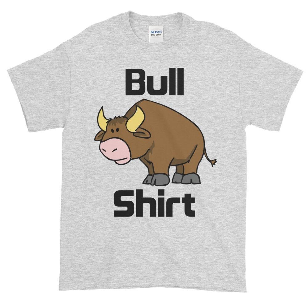 Bull Shirt T-Shirt (ash)
