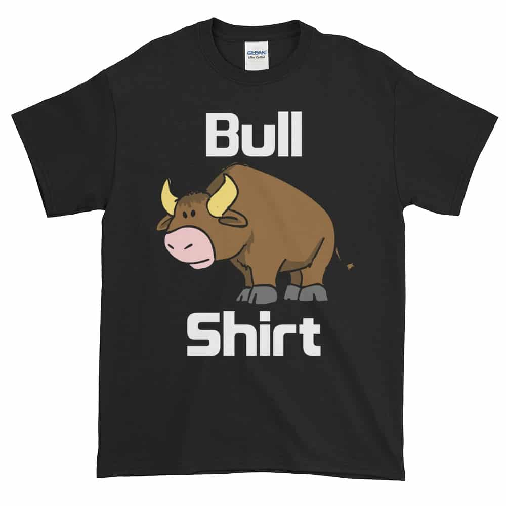 Bull Shirt T-Shirt (black)