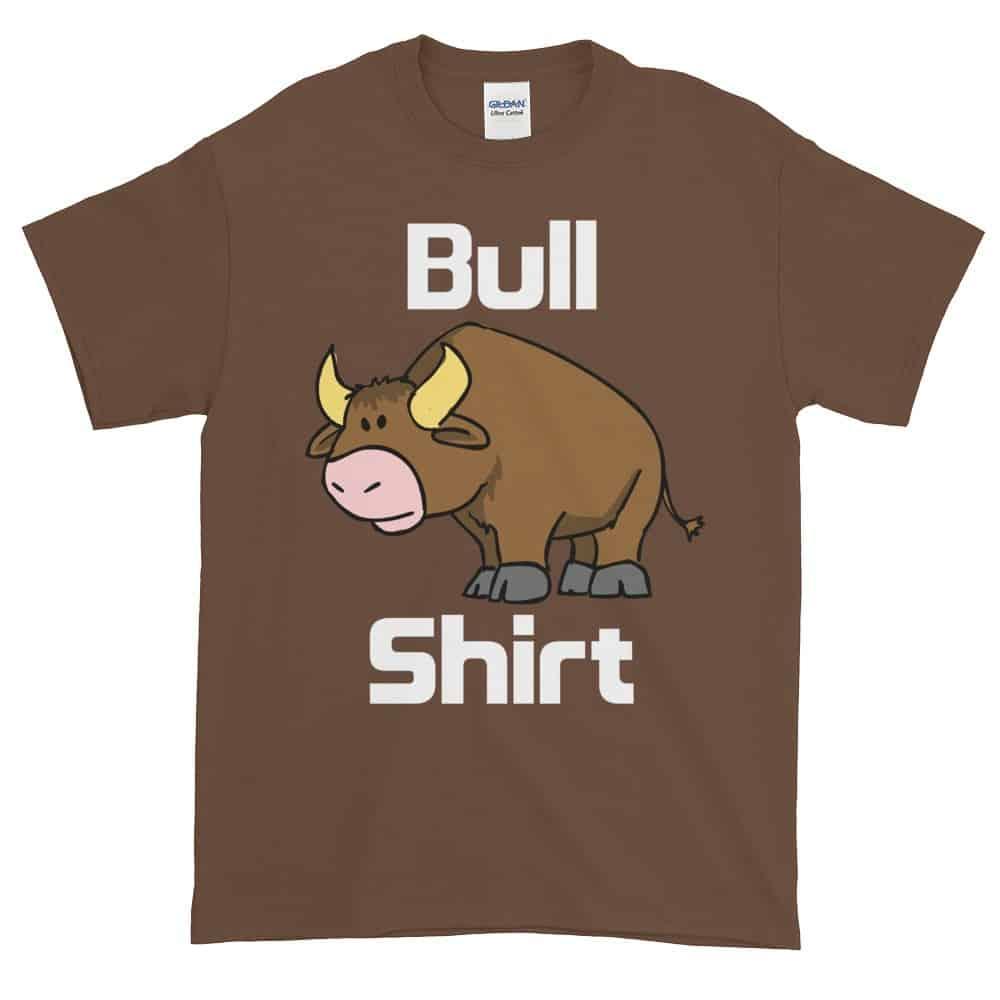 Bull Shirt T-Shirt (chestnut)