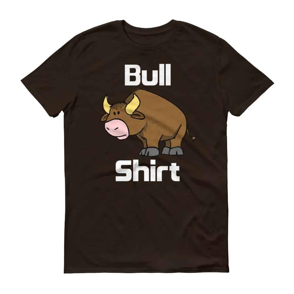 Bull Shirt T-Shirt (chocolate)