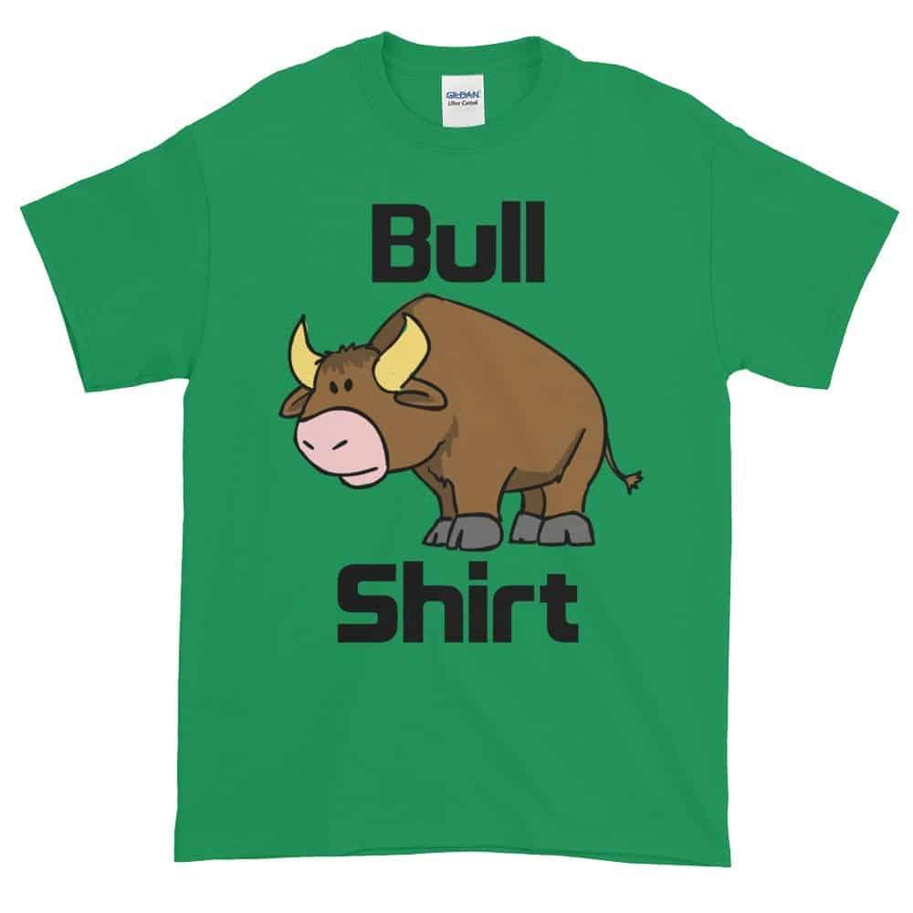 Bull Shirt T-Shirt (shamrock)