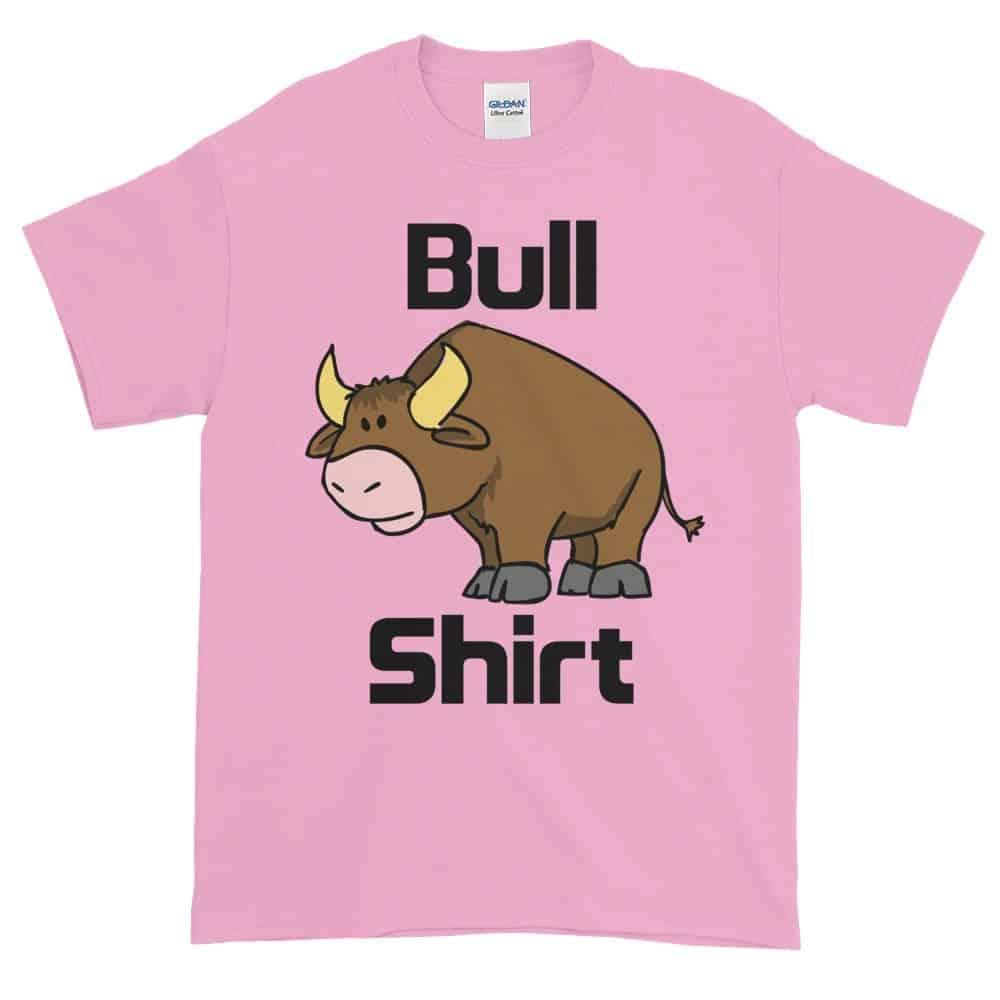 Bull Shirt T-Shirt (pink)