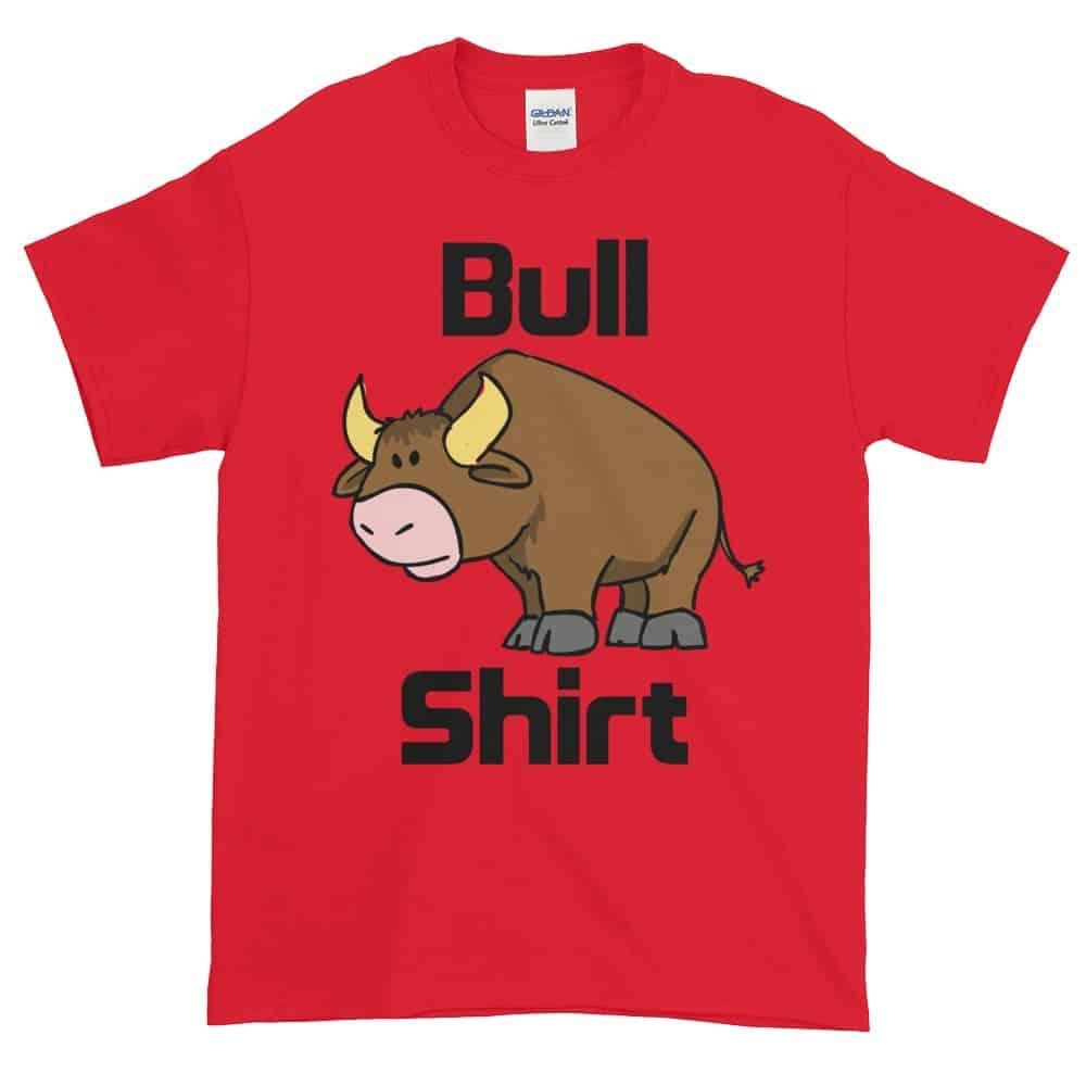 Bull Shirt T-Shirt (red)