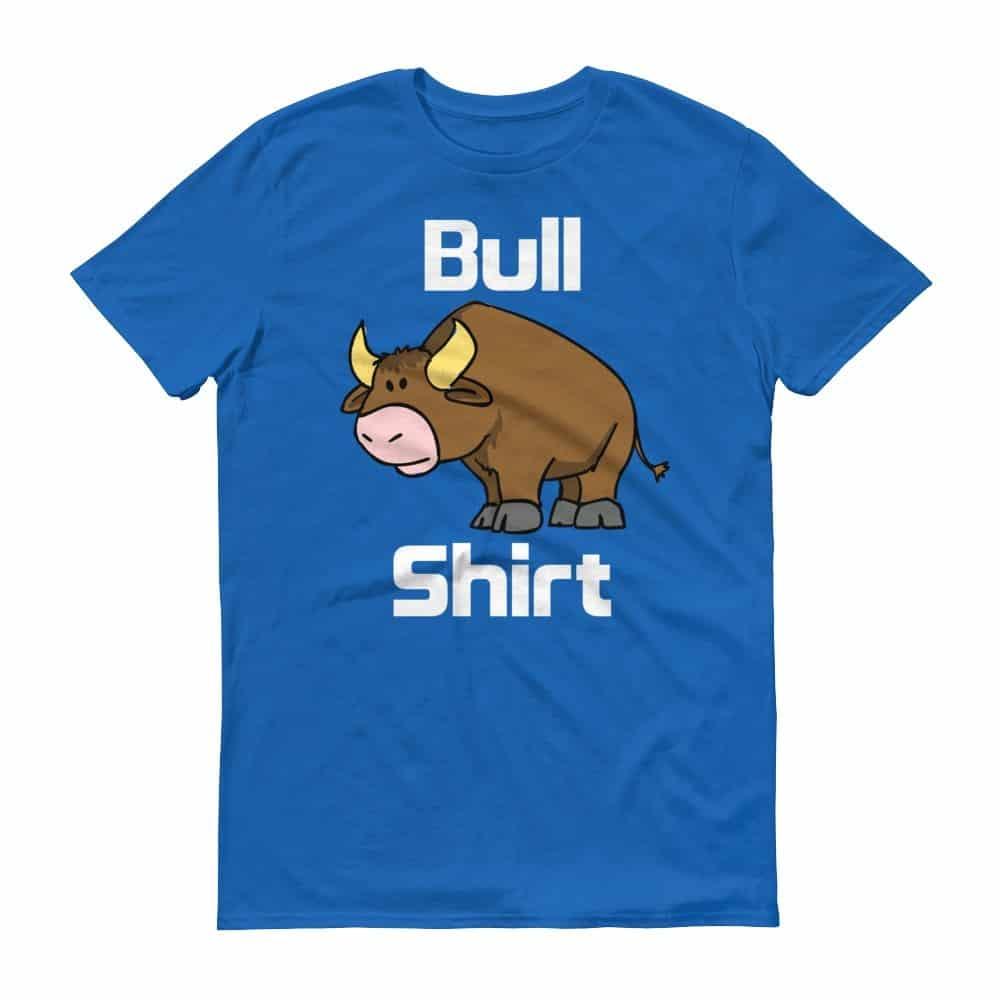 Bull Shirt T-Shirt (royal)