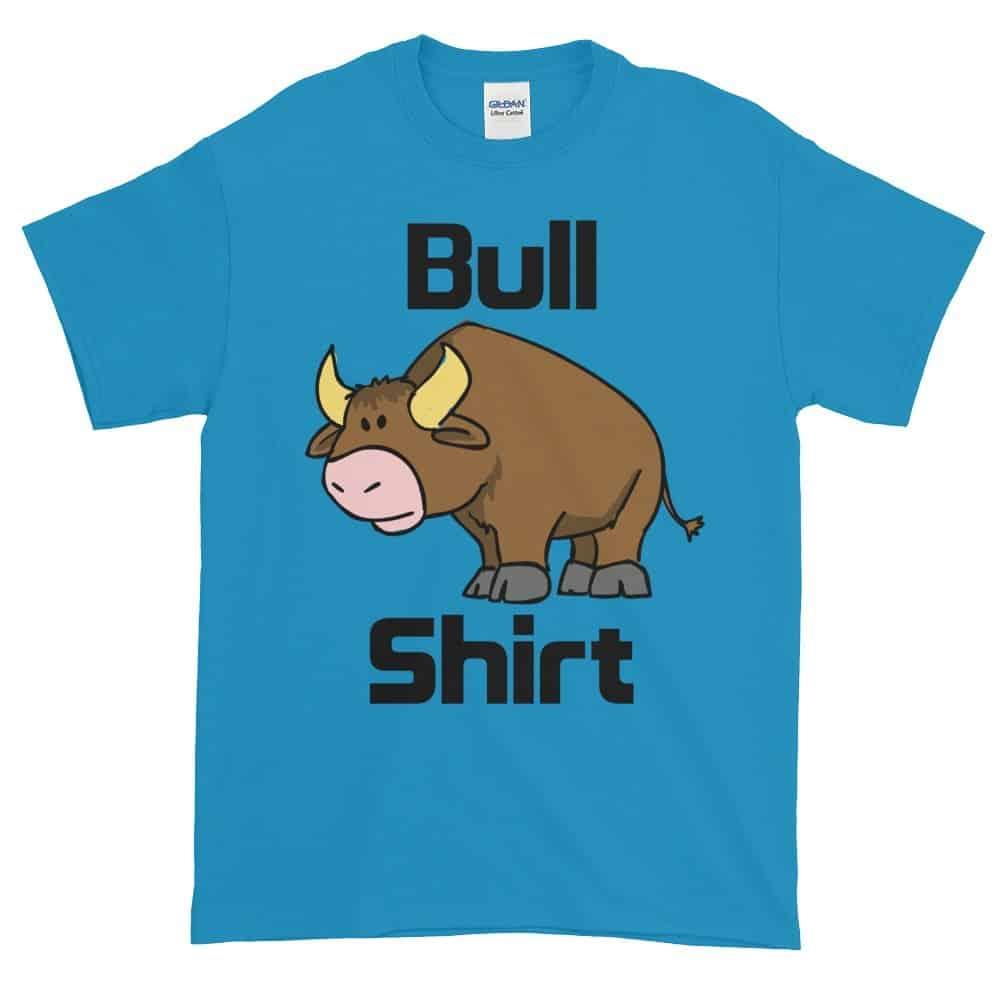 Bull Shirt T-Shirt (sapphire)
