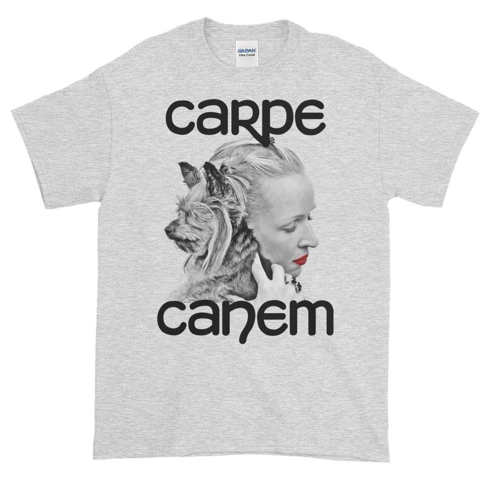 Carpe Canem T-Shirt (ash)