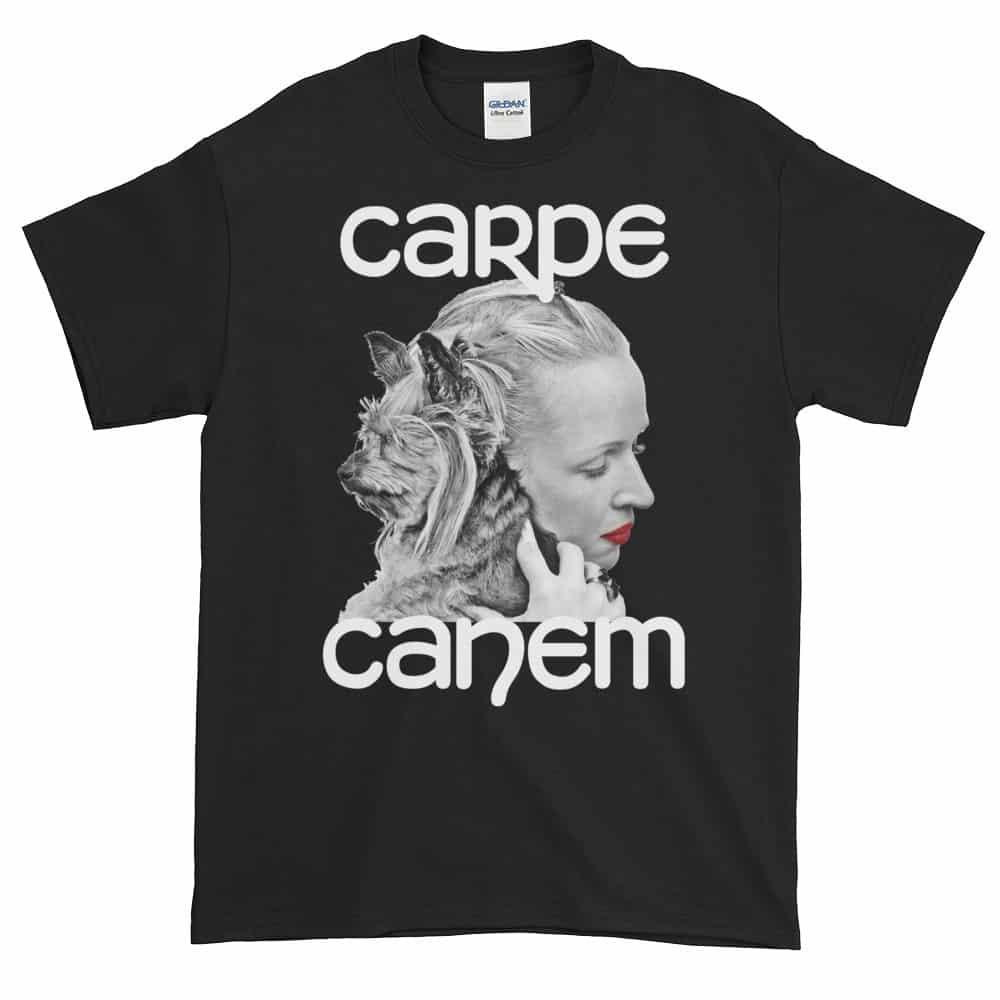 Carpe Canem T-Shirt (black)