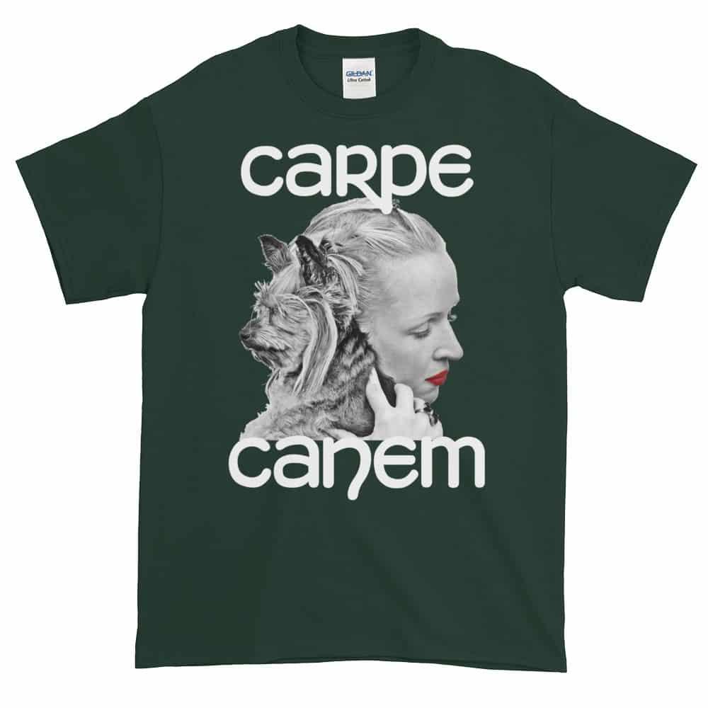 Carpe Canem T-Shirt (forest)