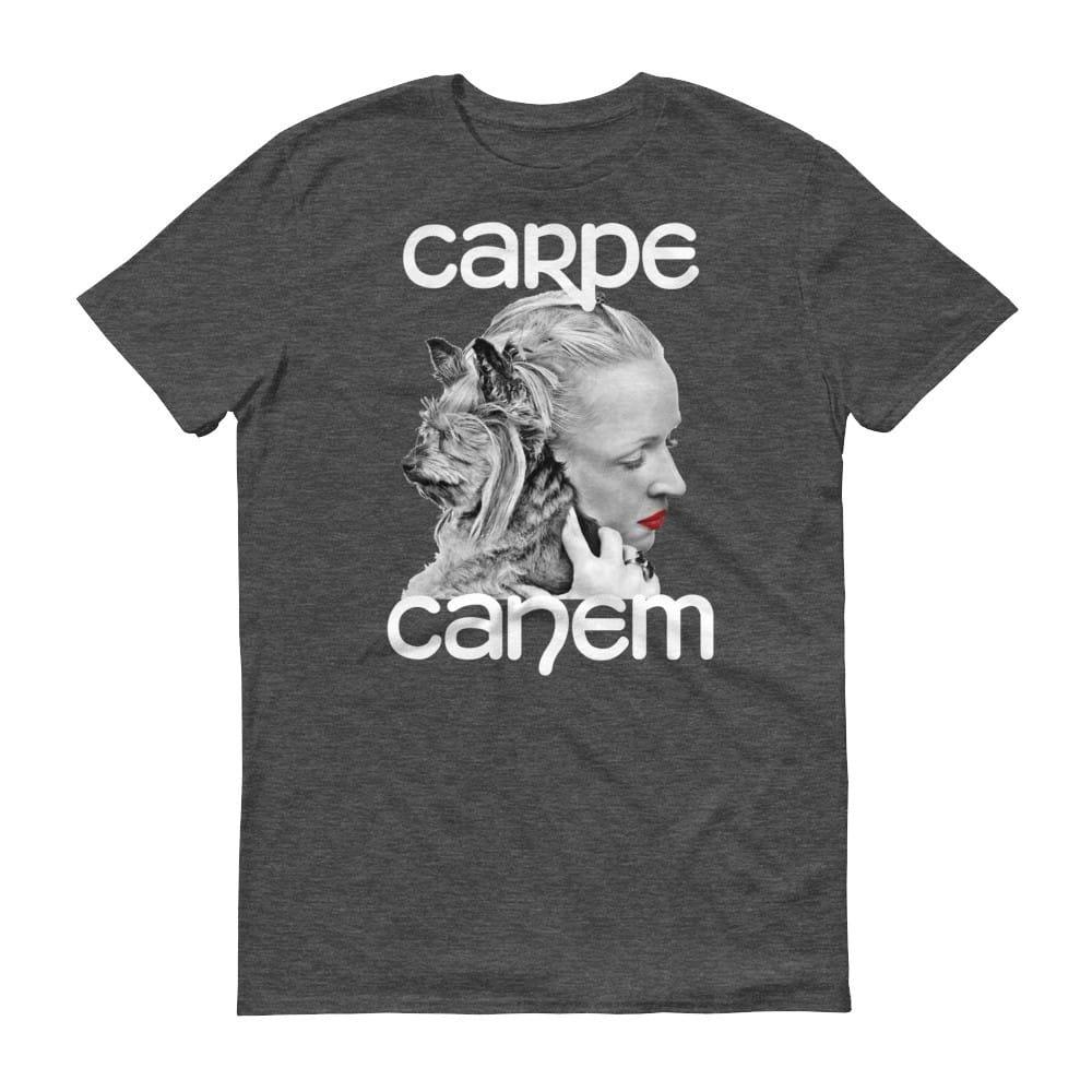 Carpe Canem T-Shirt (smoke)