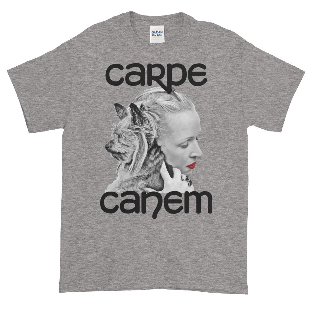 Carpe Canem T-Shirt (slate)