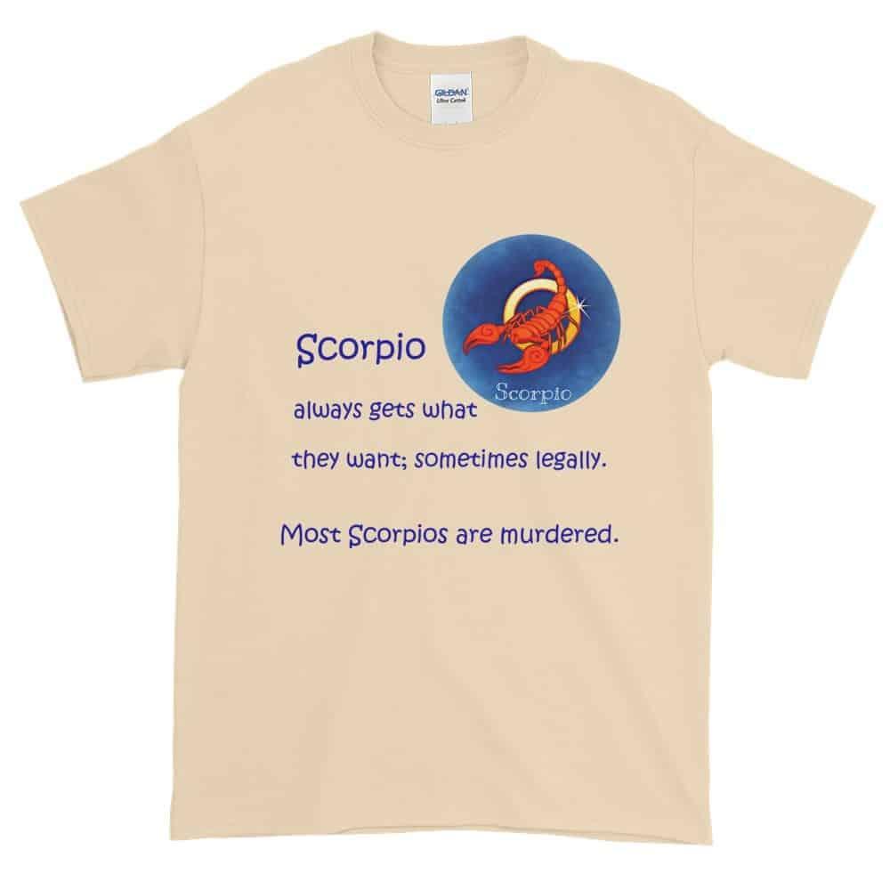 Scorpio T-Shirt (natural)