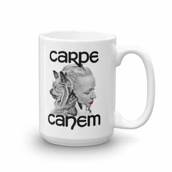 Carpe Canem Mug - 15 right