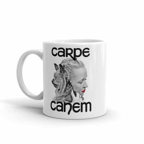 Carpe Canem Mug - 11 left