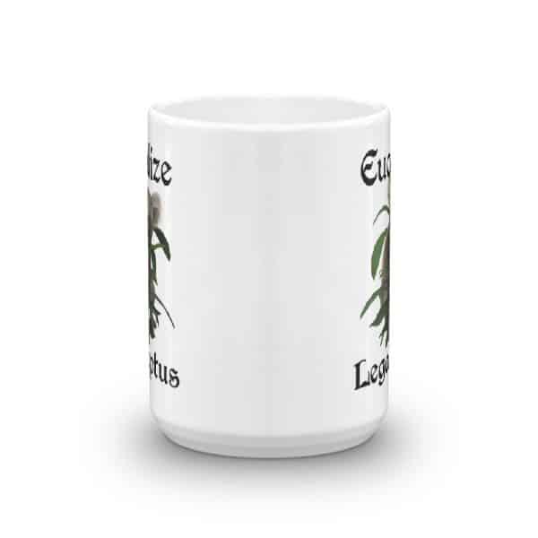 Eucalize Legalyptus Mug