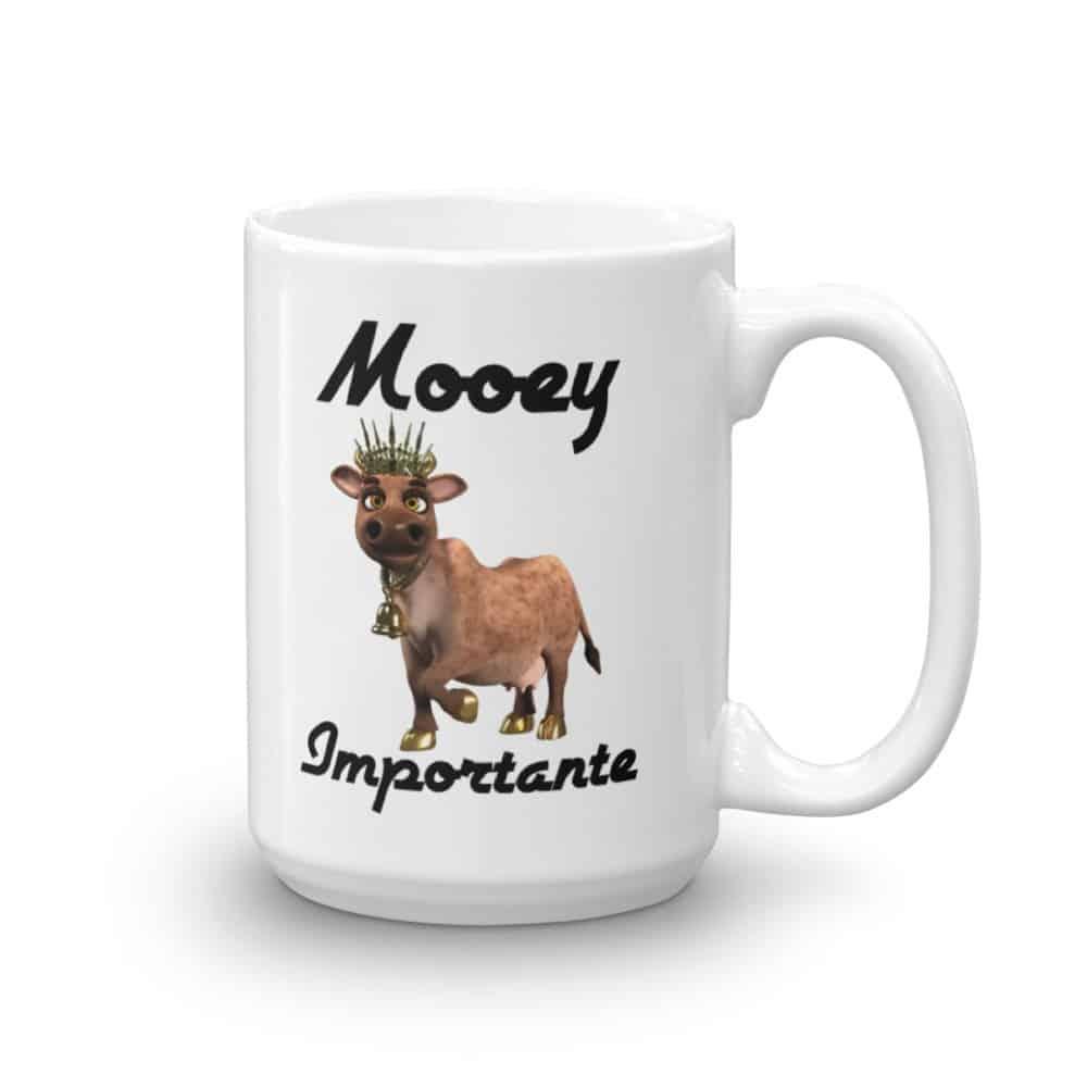 Mooey Importante Mug