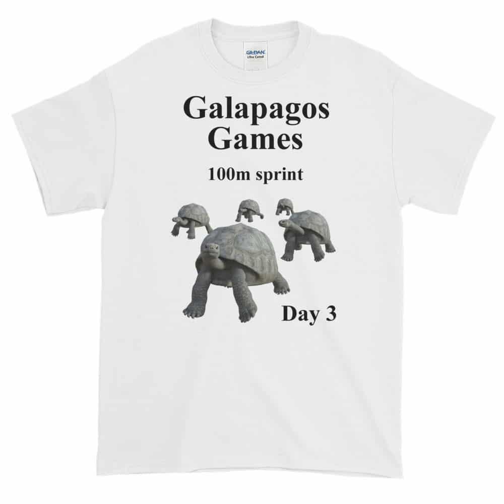 Galapagos Games T-Shirt (Unisex)