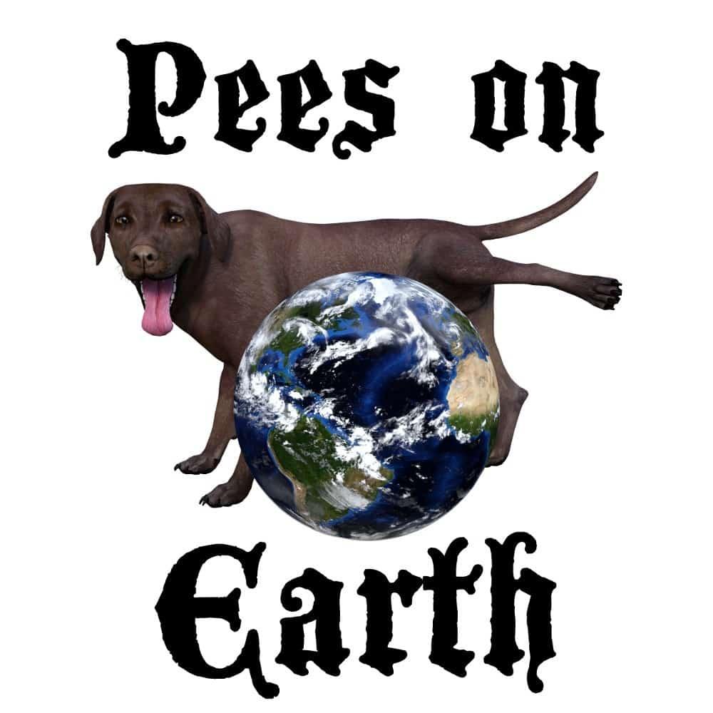 Pees on Earth