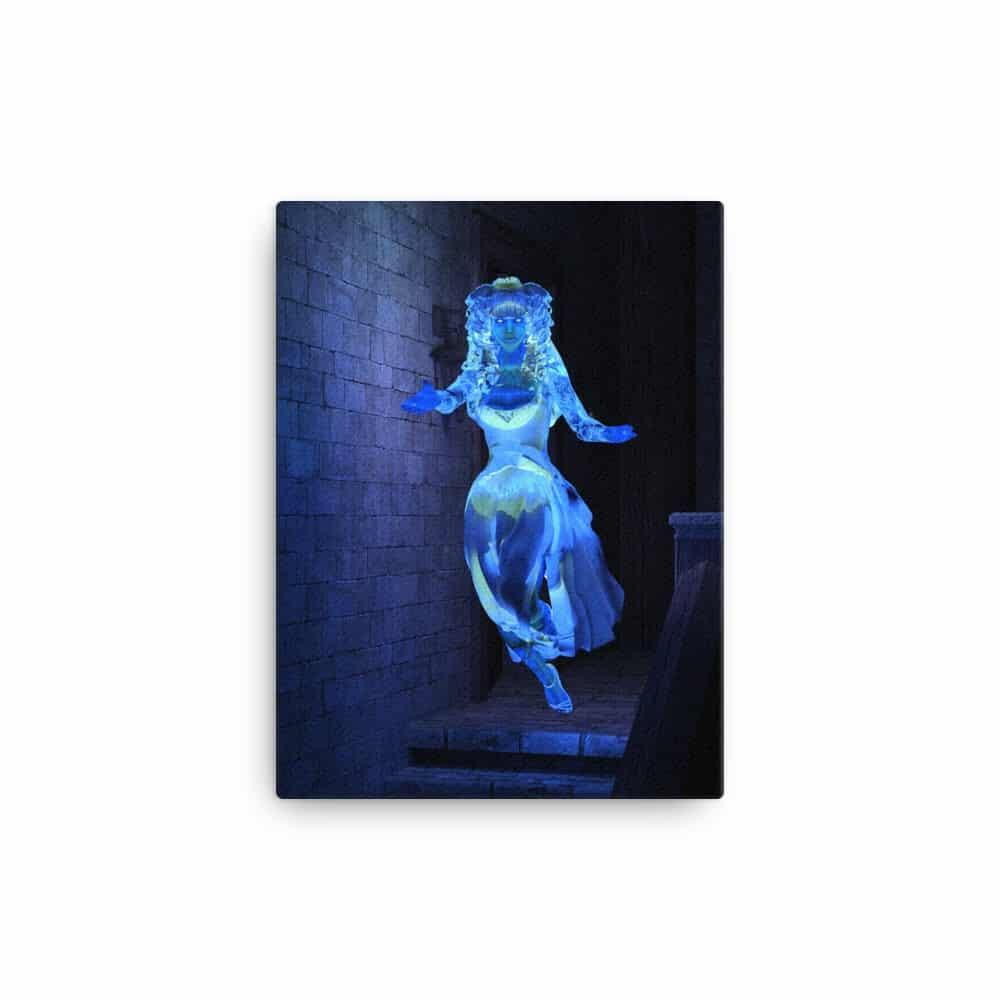 Ghost Bride Wall Art