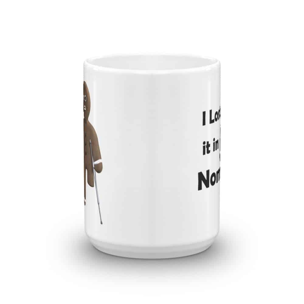 I Lost it in Nom Mug