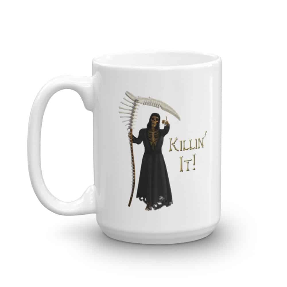 Killin It Mug