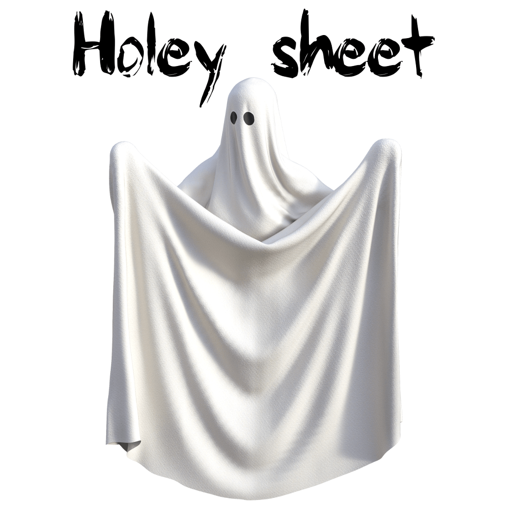 Holey Sheet
