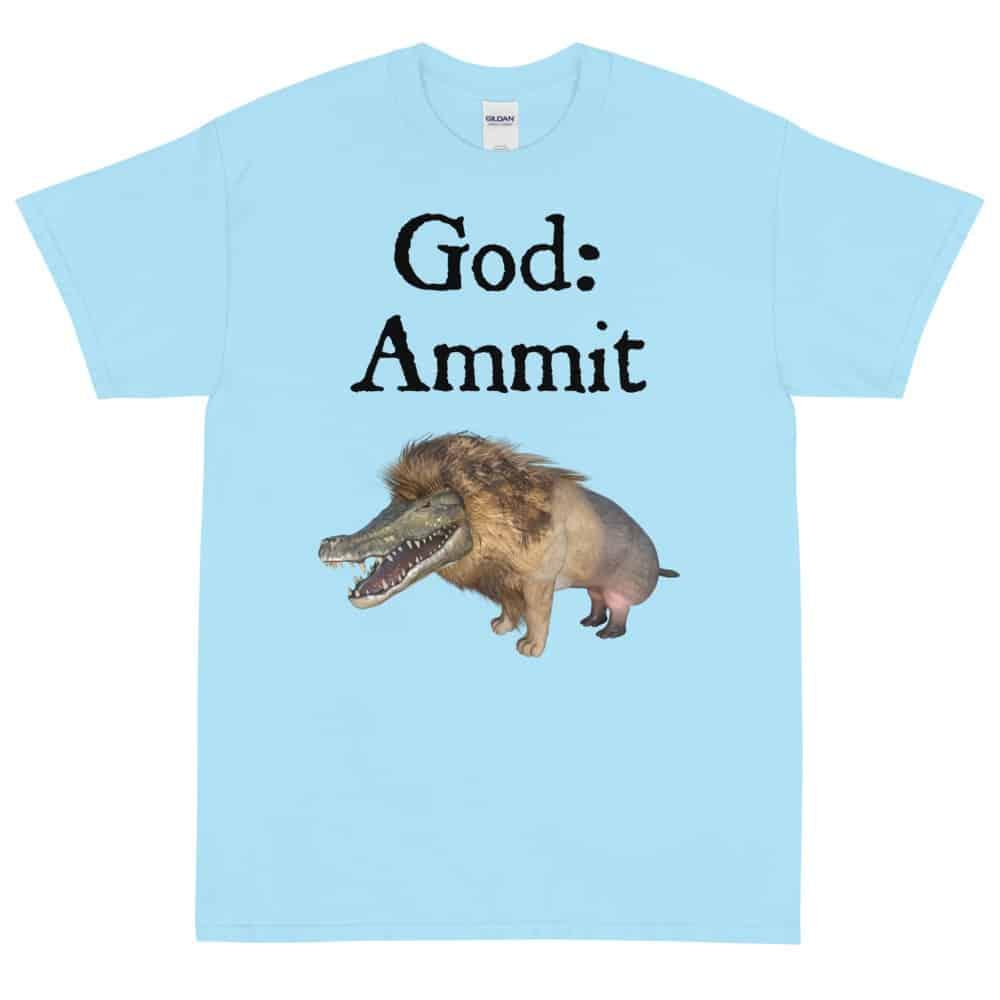God Ammit T-Shirt