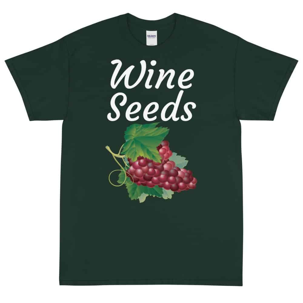 Wine Seeds T-Shirt