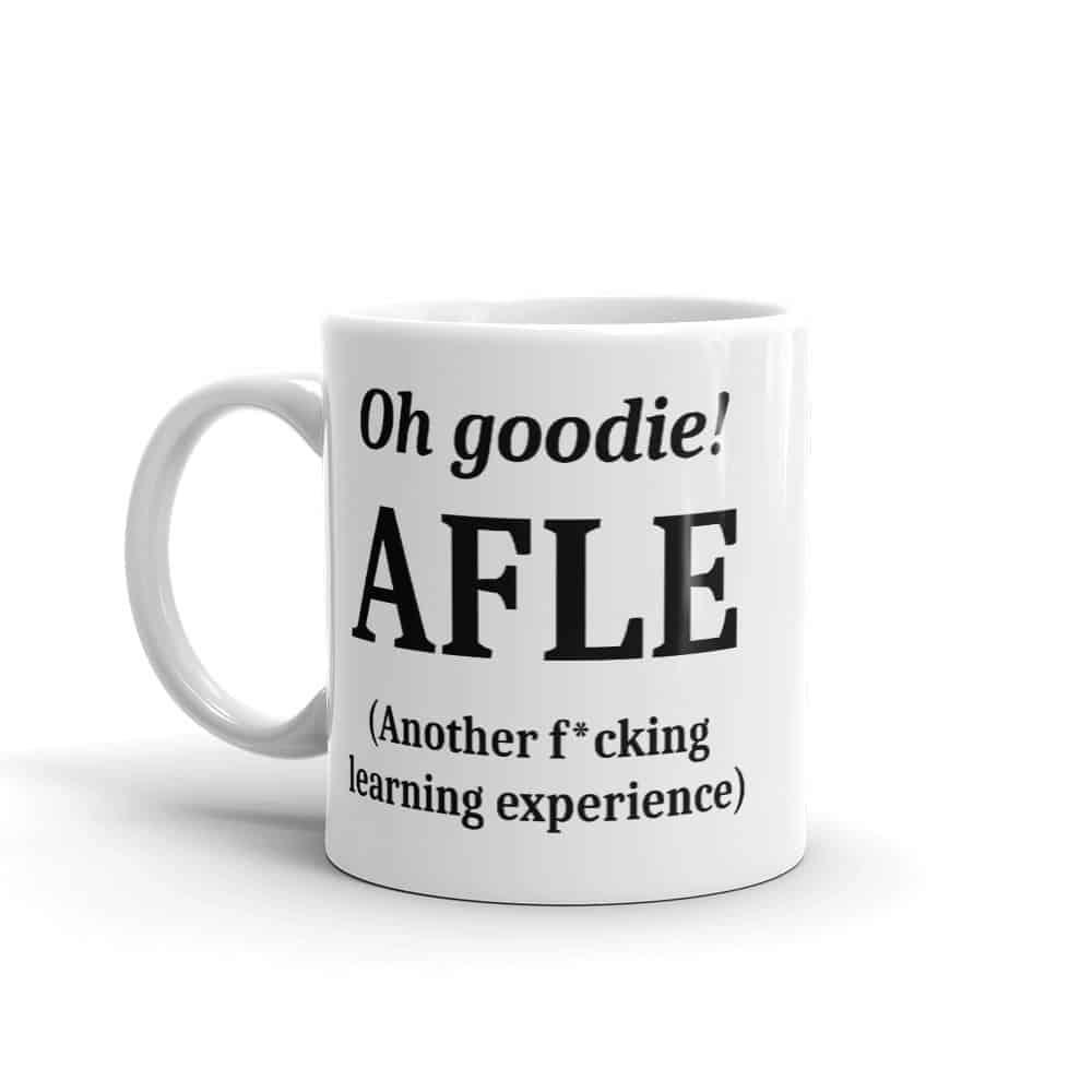 AFLE Mug