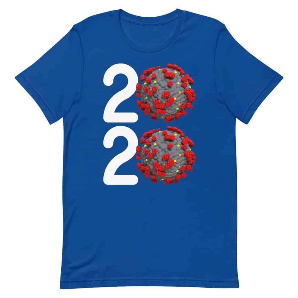 2020 Coronavirus Pandemic T-Shirt (Unisex)