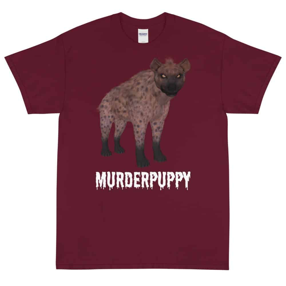 Murderpuppy T-Shirt (Unisex)