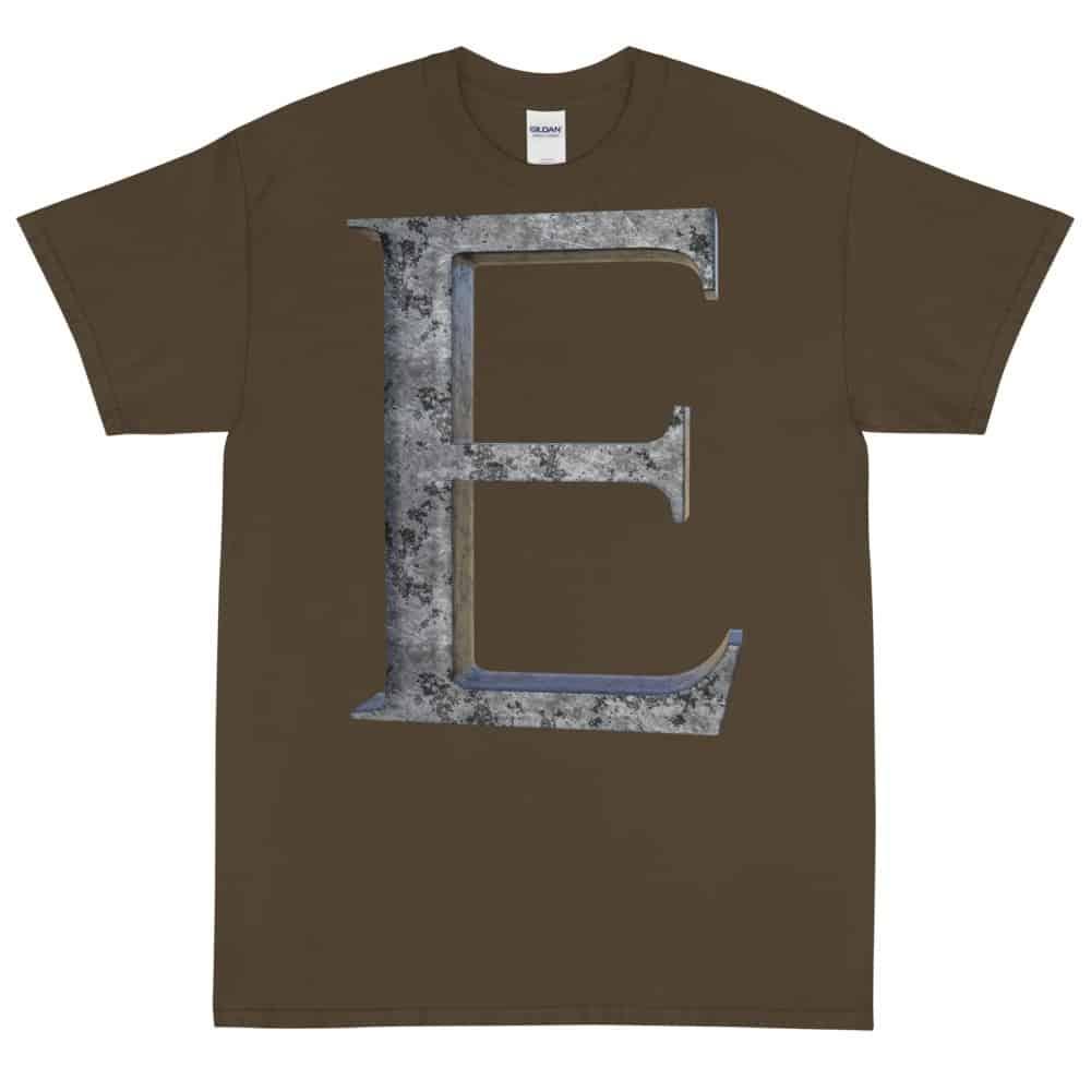 Iron E (Irony) T-Shirt (Unisex)