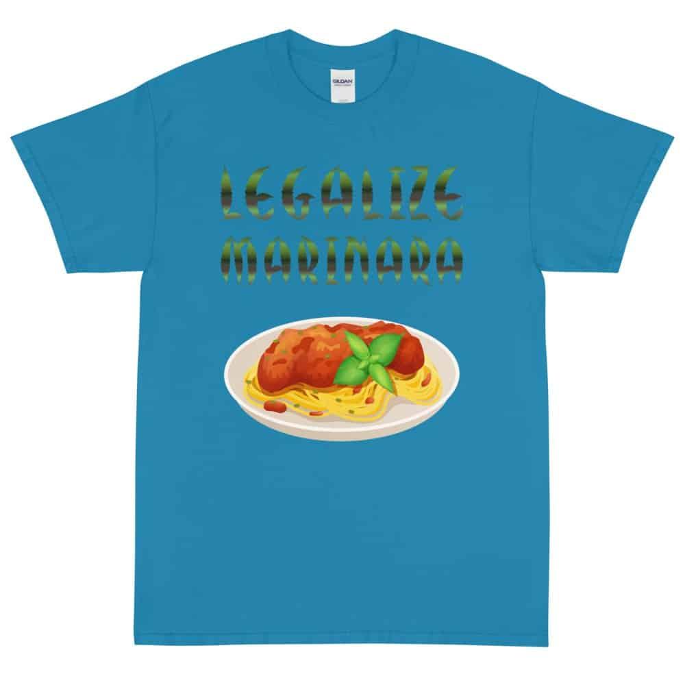 Legalize Marinara T-Shirt (Unisex)